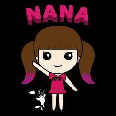 NANA's World