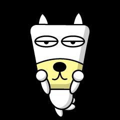 台形の犬7