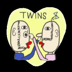 伝説の双子