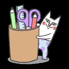 タイツをはいた猫・4