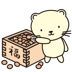 とりえのないネコ その5(2月Ver.)