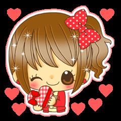 おしゃれコレクションバレンタインコーデ