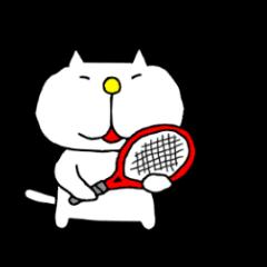 りるねこテニス