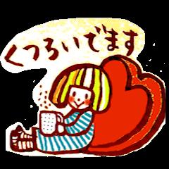 mikaのスタンプ♪ Vol.3