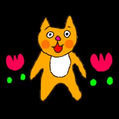 平凡猫なネコの猫助