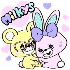 Milkys Vol.2-恋愛編-