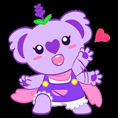 Purple Koala (Vol. Babble)