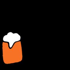 [LINEスタンプ] デカ文字透明人間くん2 使える基本セットの画像(メイン)