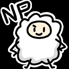 羊の木綿の英語スラング