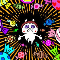 大阪のおばちゃんウサギ3