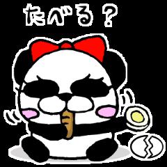 おなかパンパンダ9