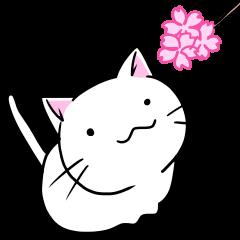 ねこ生活4<春>