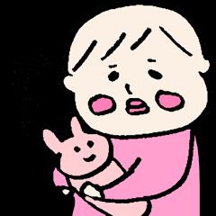 あかちゃんとママのすたんぷ
