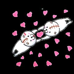 とら猫さんのバレンタイン&豆まき