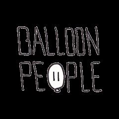 #BALLOONPEOPLE