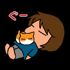 おばさんと猫 ~時々阿波弁~