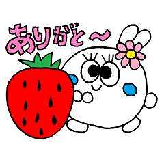 カラフルメッセージスタンプ【春】