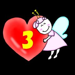 プラス言葉の妖精 No3
