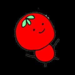 トマトちゃんの友達!