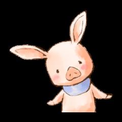 子豚のノンノン