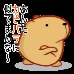 きゃぴばら関西弁