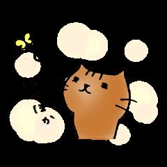 猫のトラタ6 春
