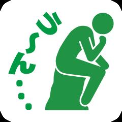 ピクトくんの冒険(Pictgram Stiker 02)