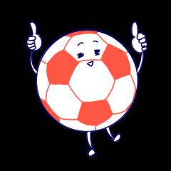 サッカーボル男