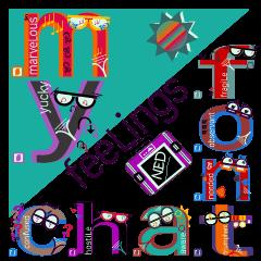 chat font feeLings poLar vortex suitcase