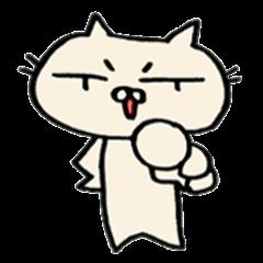 ネコのアキコさん!!