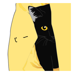 リアル系黒猫の栄光