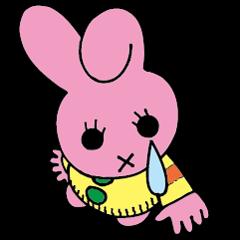 ウサギのモモ B