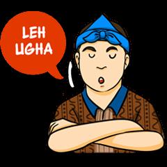 Mang Asep : I Love Sunda!