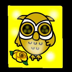 【セレブ専用】黄金フクロウでUP!