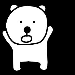 なんたかのくまスタンプ3(長岡弁)