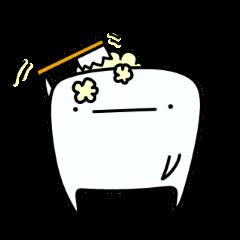[LINEスタンプ] おくばくんとゆかいな仲間たちの画像(メイン)