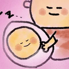 絵手紙風 敬語版