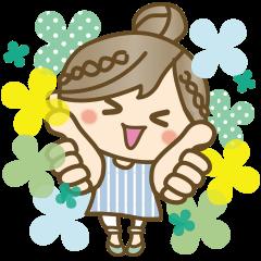 【春夏】大人ナチュラル♥2(日常)