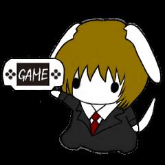 ホストに憧れるゲーム好きイケメン犬ロイ4