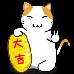 三吉猫 2