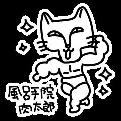 風呂手院肉太郎(ぷろていんにくたろう)