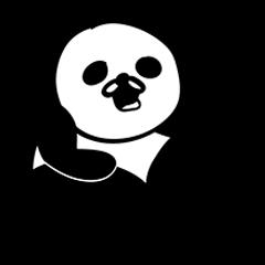 のんびり関西弁パンダ(仮)