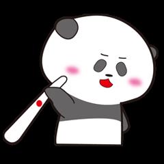 パンダの龍五