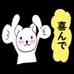 [LINEスタンプ] お返事猫1 (1)