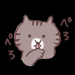 キジネコちゃん
