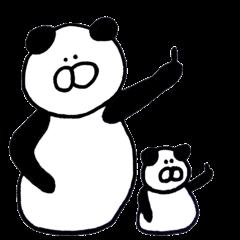 主婦パンダ