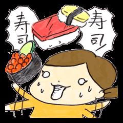 日本妻×ドイツ夫、仲良く食べてケンカする