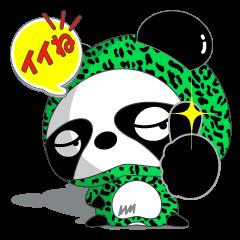 [LINEスタンプ] パンレンジャー4の画像(メイン)