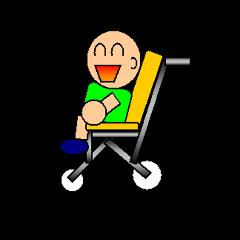 障害児のリハビリ