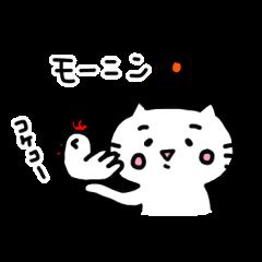 □■しろねこさんの平和な日常 2■□
